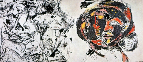 Portrait And A Dream - Jackson Pollock