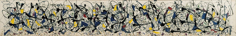 Summertime: Number 9A - Jackson Pollock by Jackson Pollock