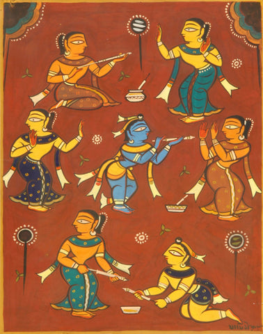 Jamini Roy - 3 by Jamini Roy