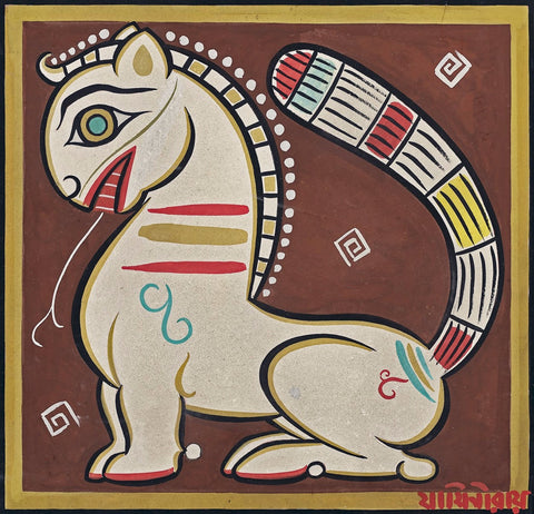 Jamini Roy - 5 by Jamini Roy