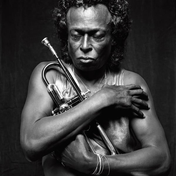 Photograph of Jazz Legends - Miles Davis III - Tallenge Music Collection by Stephen Marks