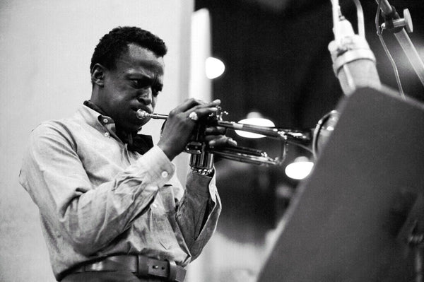 Photograph of Jazz Legends - The Sound Of Miles Davis - Tallenge Music Collection by Stephen Marks