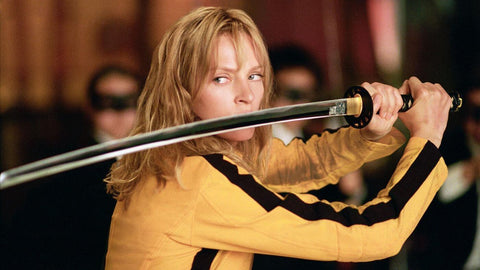 Kill Bill Vol 1 - Uma Thurman - Quentin Tarantino Hollywood Movie Poster Collection