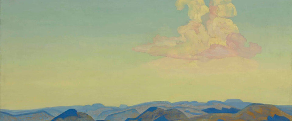 Knight Of The Morning by Nicholas Roerich | Buy Posters, Frames, Canvas  & Digital Art Prints