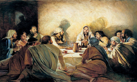 In Remembrance (Last Supper)