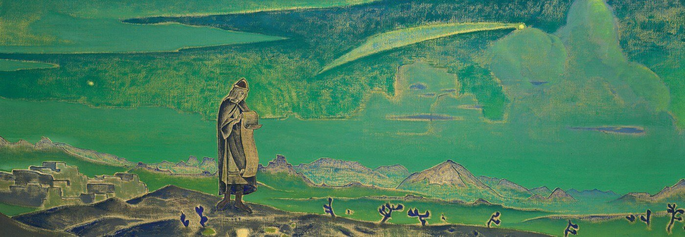 Nicholas Roerich Paintings | Buy Posters, Frames, Canvas, Digital Art & Large Size Prints Of The Famous Modern Master's Artworks