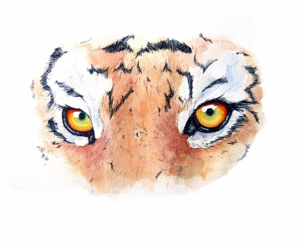 Look into my Eyes - Art Prints