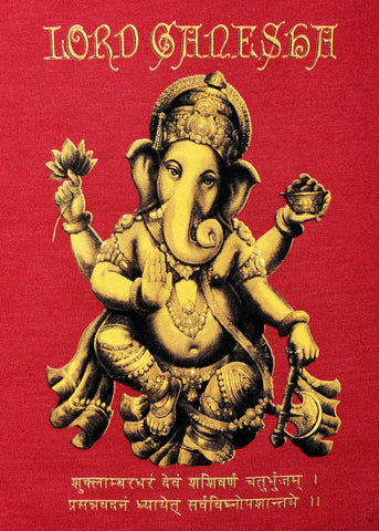 Lord Ganpati - Ganesha Art Collection - Life Size Posters