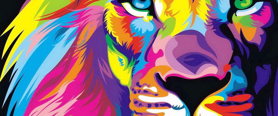 Majestic Lion by George Joseph | Buy Posters, Frames, Canvas  & Digital Art Prints