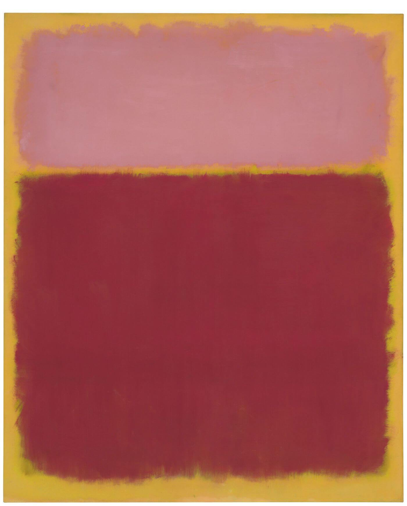 Mark Rothko Untitled No -171 - Life Size Posters