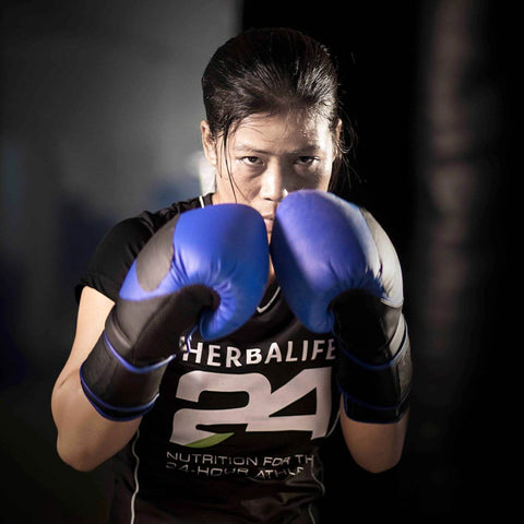 Mary Kom -  Indian Woman Boxing Champion