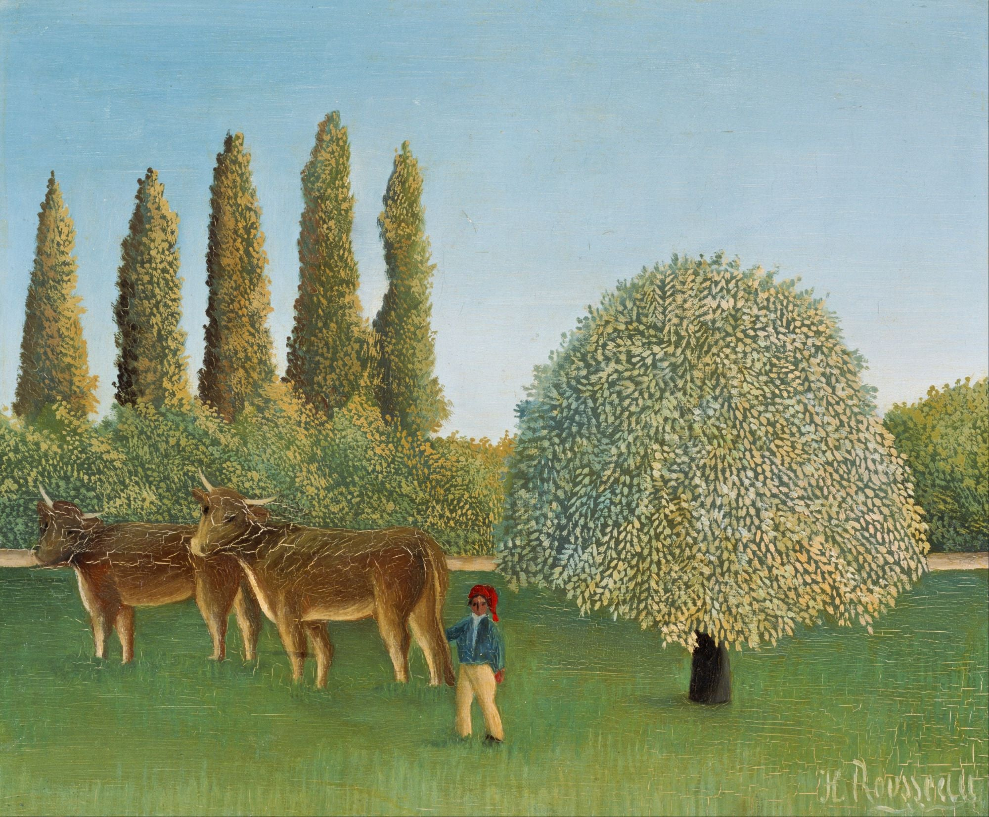 Henri Rousseau | Buy Posters, Frames, Canvas, Digital Art & Large Size Prints Of The Famous Modern Master's Artworks