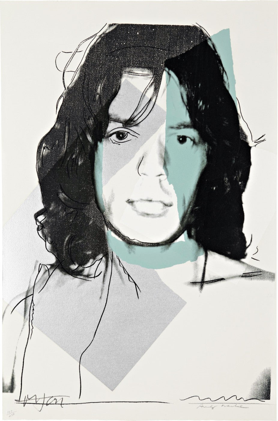 Pop Art — Mick Jagger | Buy Posters, Frames, Canvas, Digital Art & Large Size Prints