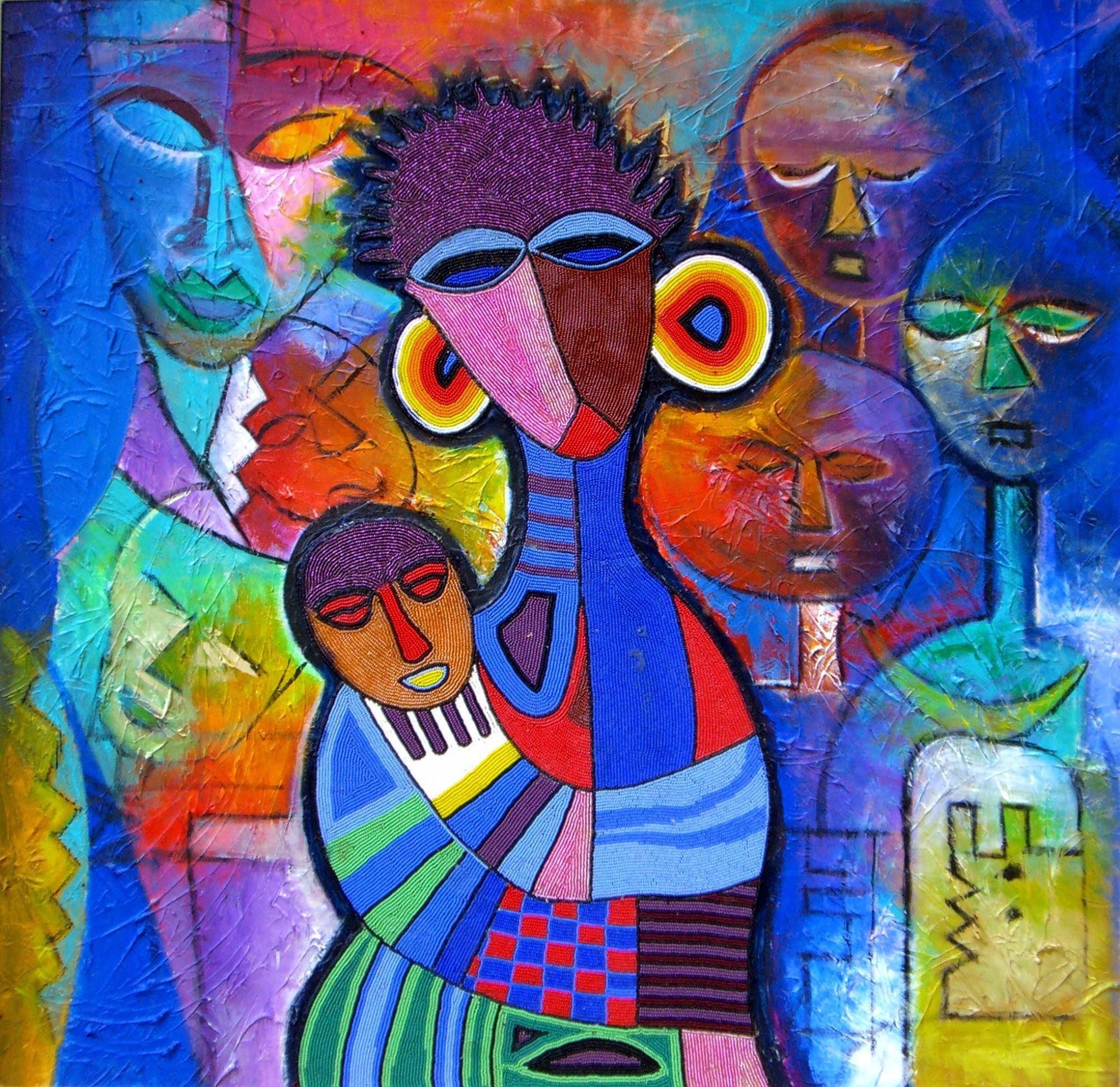 mother and child art prints by sherly david buy posters frames