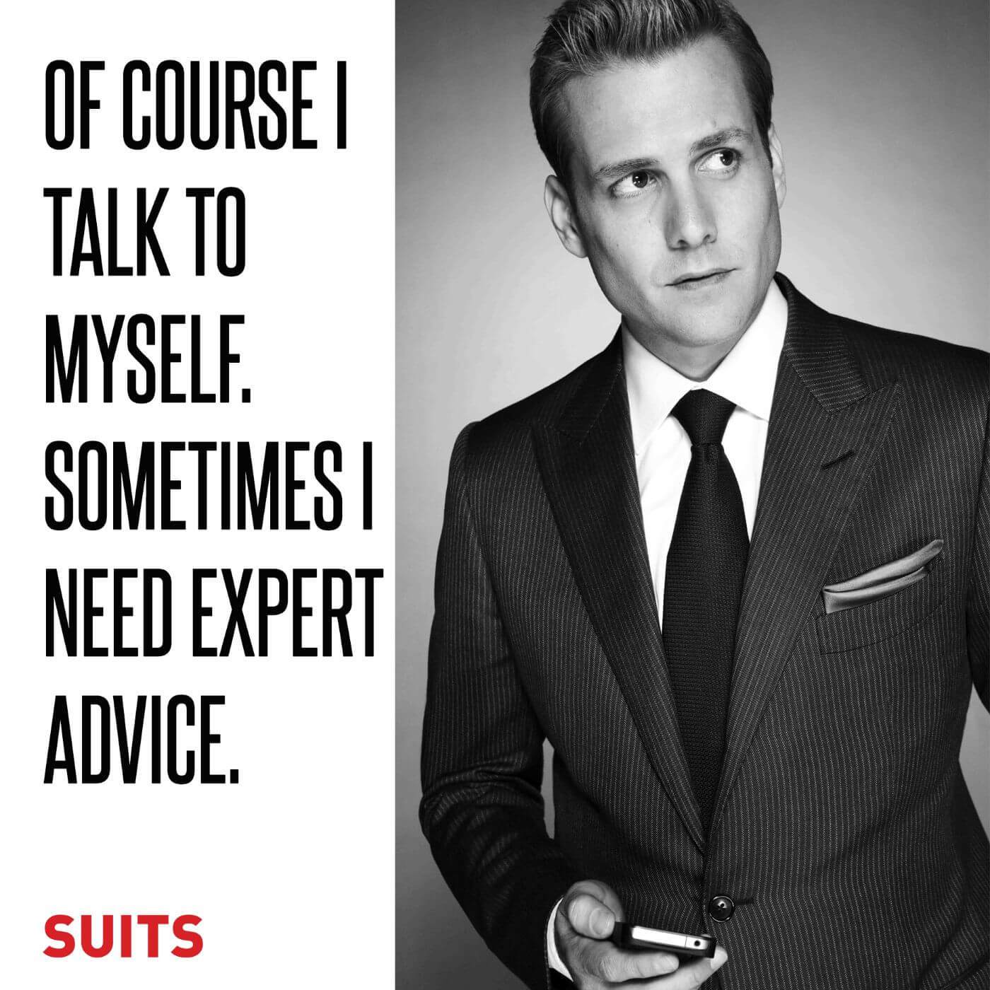 suits of course i talk to myself harvey specter inspirational quote framed prints by tallenge store buy posters frames canvas digital art prints small compact medium and large variants suits of course i talk to myself harvey specter inspirational quote framed prints
