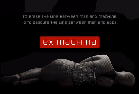 Movie Poster - Ex Machina - 2 Hollywood Collection - Art Prints