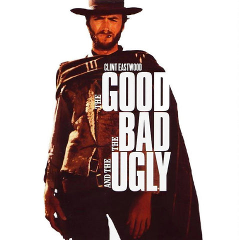 Movie Poster - The Good The Bad And The Ugly - Hollywood Collection