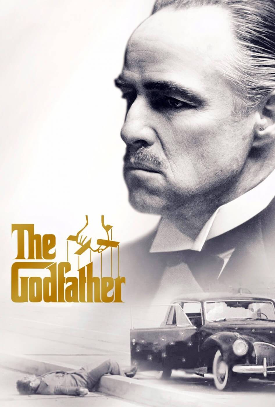 Movie Poster Art - The Godfather - Tallenge Hollywood Poster Collection - Posters