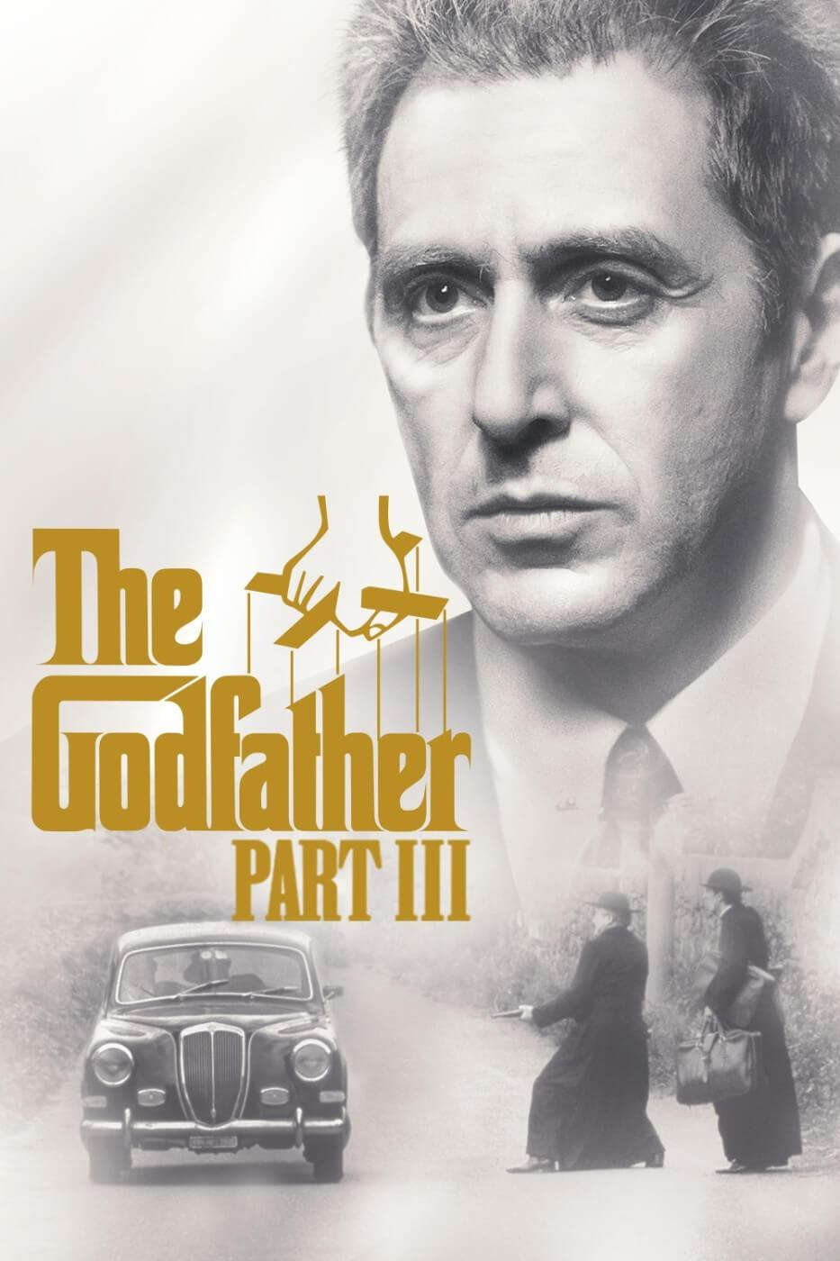 Movie Poster Art - The Godfather III - Tallenge Hollywood Poster ...