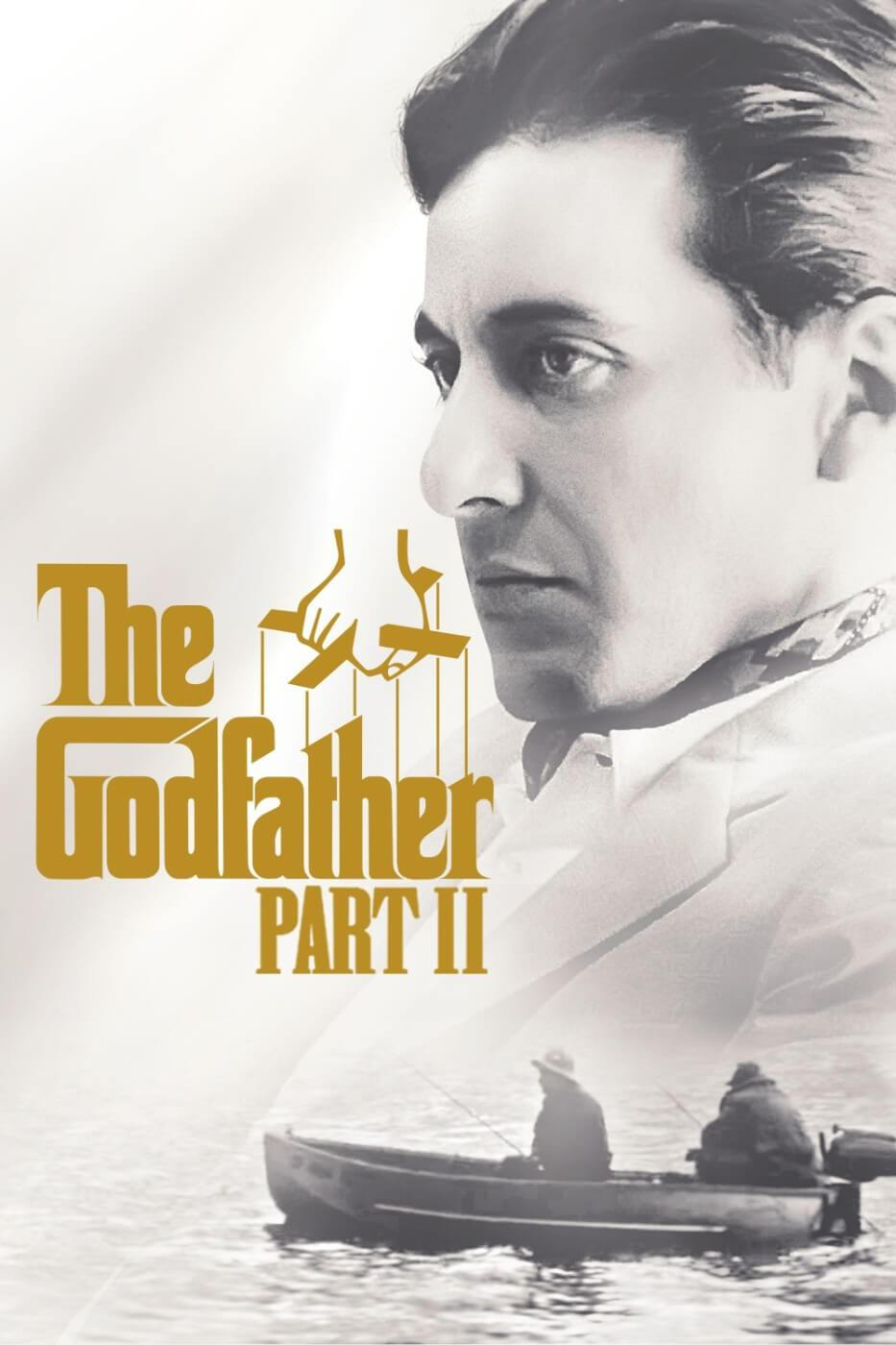 Movie Poster Art - The Godfather II - Tallenge Hollywood Poster ...
