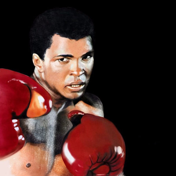 Muhammad Ali - Digital Art - Framed Prints