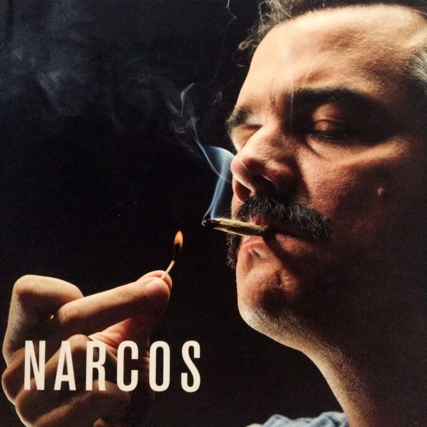 Narcos - Pablo Escobar - Wagner Moura - Netflix TV Show Poster Art - Life Size Posters