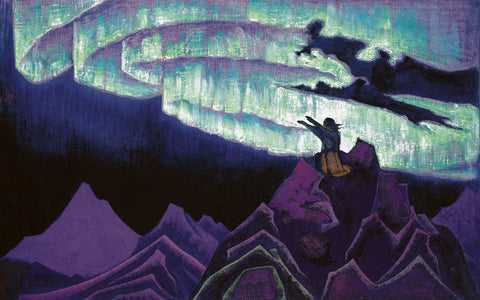Voice of Mongolia by Nicholas Roerich