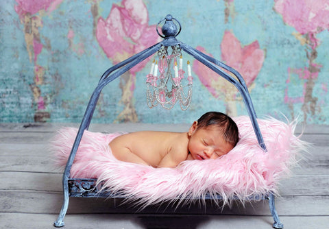 No Worries In The World - Cute Baby Sleeping - Framed Prints