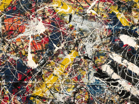Number 17A I  - Jackson Pollock