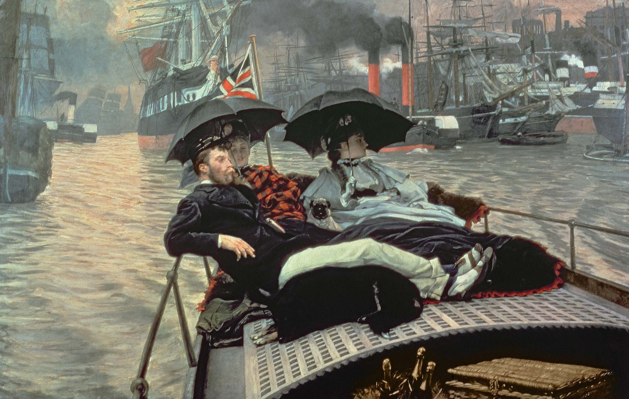 James Tissot | Buy Posters, Frames, Canvas, Digital Art & Large Size Prints Of The Famous Modern Master's Artworks