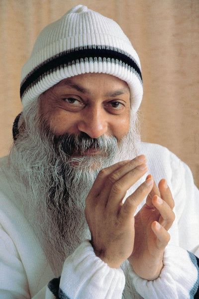Photograph of Osho  Bhagwan Shree Rajneesh Poster 1 by Tallenge Store