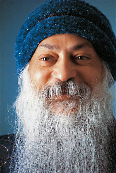 Photograph of Osho  Bhagwan Shree Rajneesh Poster 2 by Tallenge Store
