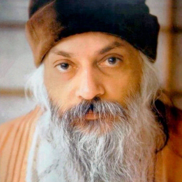 Photograph of Osho  Bhagwan Shree Rajneesh Poster 3 by Tallenge Store