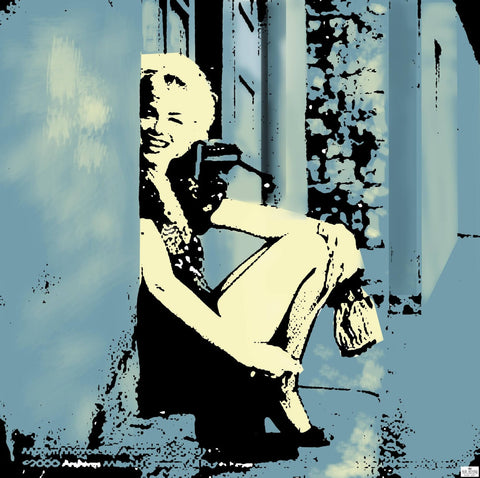 Pop Art - Marilyn Monroe