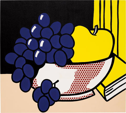 Pop Art - Still Life with Portrait from Six Still Lifes