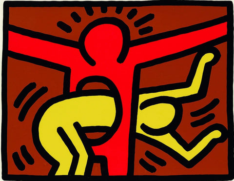 Pop Shop - Posters by Keith Haring