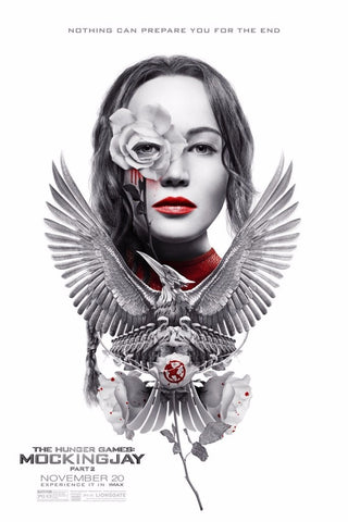 Poster - Mockingjay - Fan Art - TV Show Collection