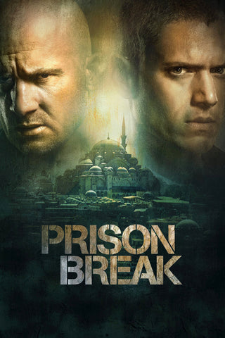 Prison Break - Netflix TV Show Poster by Tallenge Store