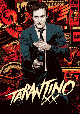 Quentin Tarantino 20 Years - Hollywood Collection