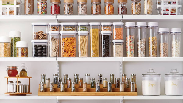 Photograph of Spice Shelf by Sherly David