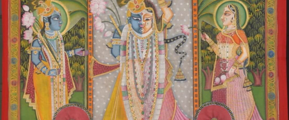 Radha Krishn by Tallenge Store | Buy Posters, Frames, Canvas  & Digital Art Prints