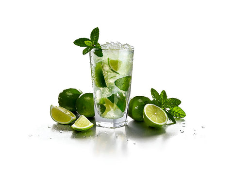 Refreshing Mojito Art