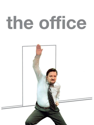 Ricky Gervais - David Brent - Office UK - TV Show