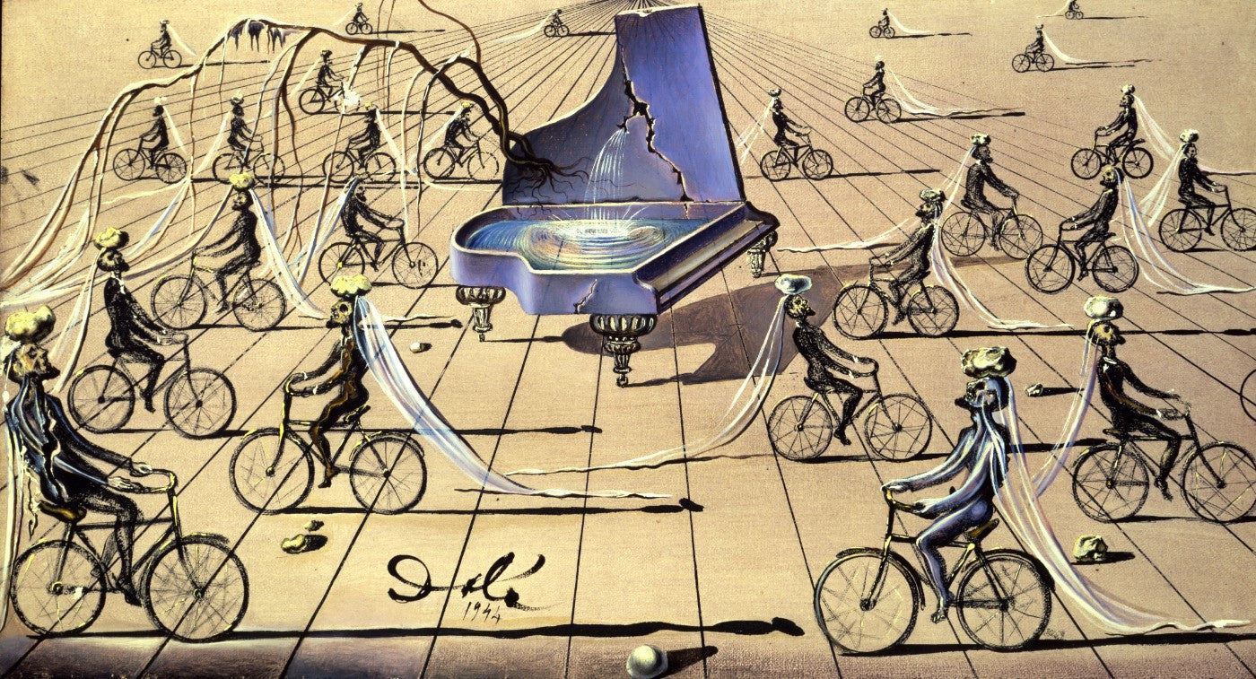 Study for Sentimental Colloquy - Posters by Salvador Dali   Buy ...