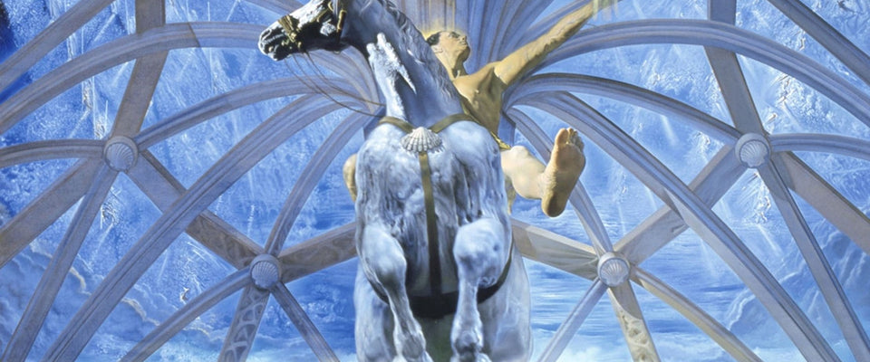 Santiago El Grande by Salvador Dali | Buy Posters, Frames, Canvas  & Digital Art Prints