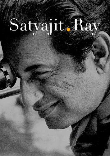 Artwork of Satyajit Ray Poster by Henry