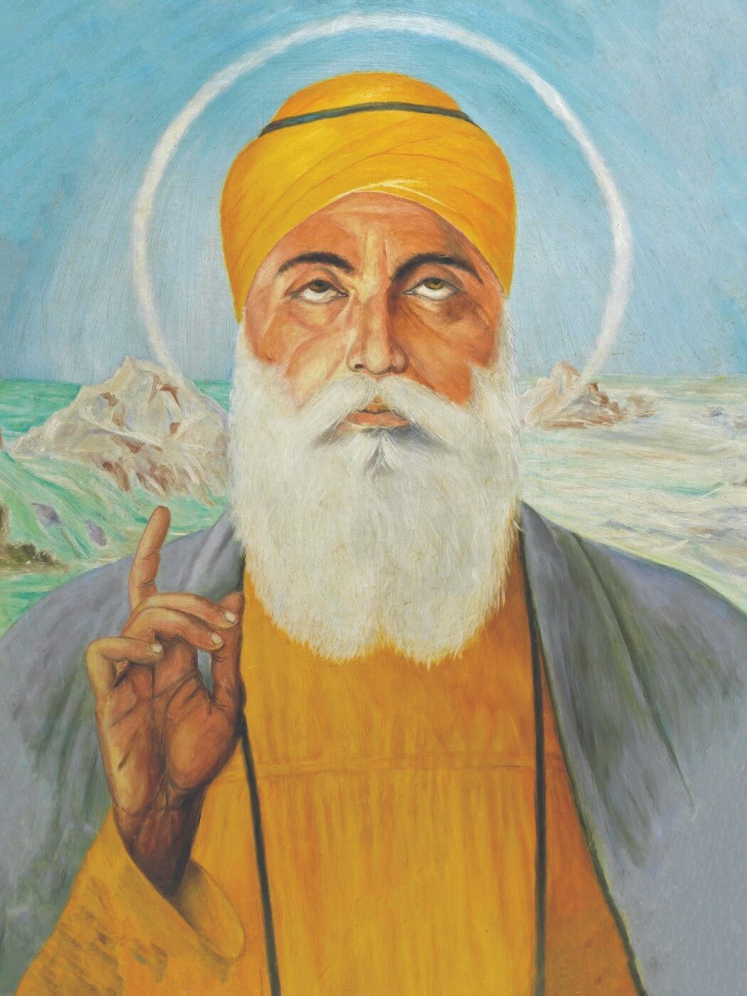 Paintings of the Sikhs