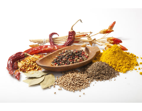 Spices for Tasty Food