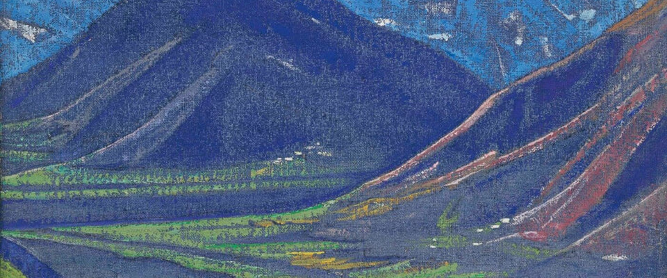 Spring In Kulu by Nicholas Roerich | Buy Posters, Frames, Canvas  & Digital Art Prints