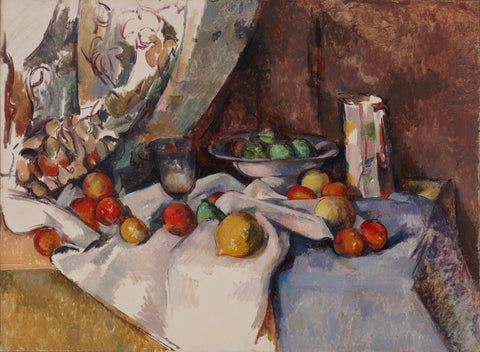 Still Life with Apples - Art Prints